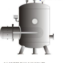 Calorifier Tank Expose