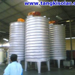 Coiled Water Tank