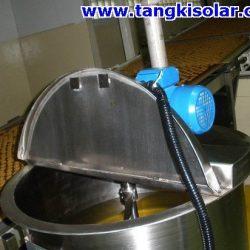 Cpo Mixing Tank