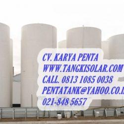 Fuel Storage Tank Indonesia