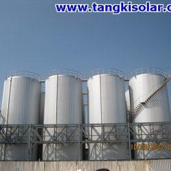 Oil Bulk Storage