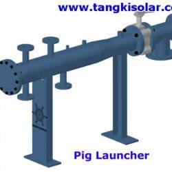 Pig-launcher