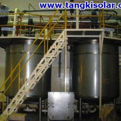 Process Tank Flatform