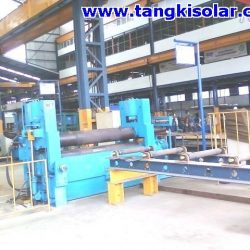 Roll Press Machine