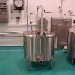 Stainless Chemical Tank