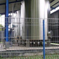 Stainless Steel Filter Tanks